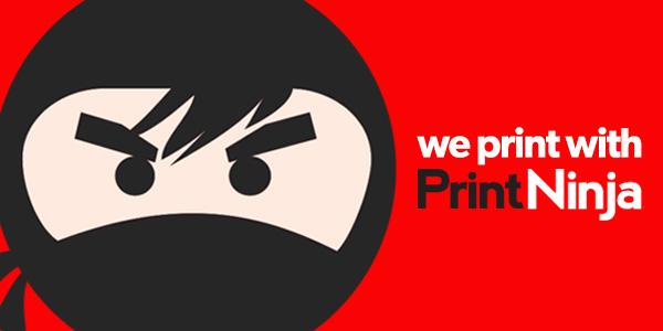 printninja wide kickstarter promotion banner
