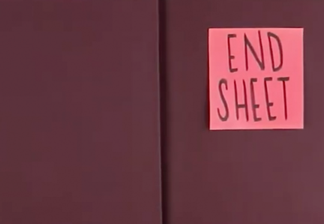 Learn how to set up endsheets in your printing project.