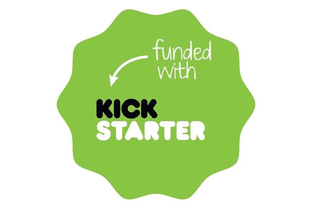Board game Kickstarter promotion