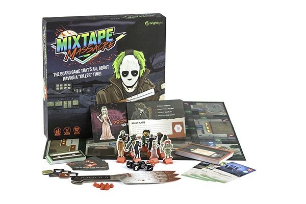 Mixtape Massacre Board Game