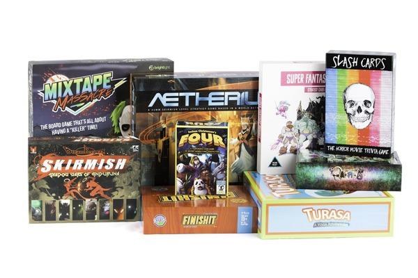 Various Game Box Sizes