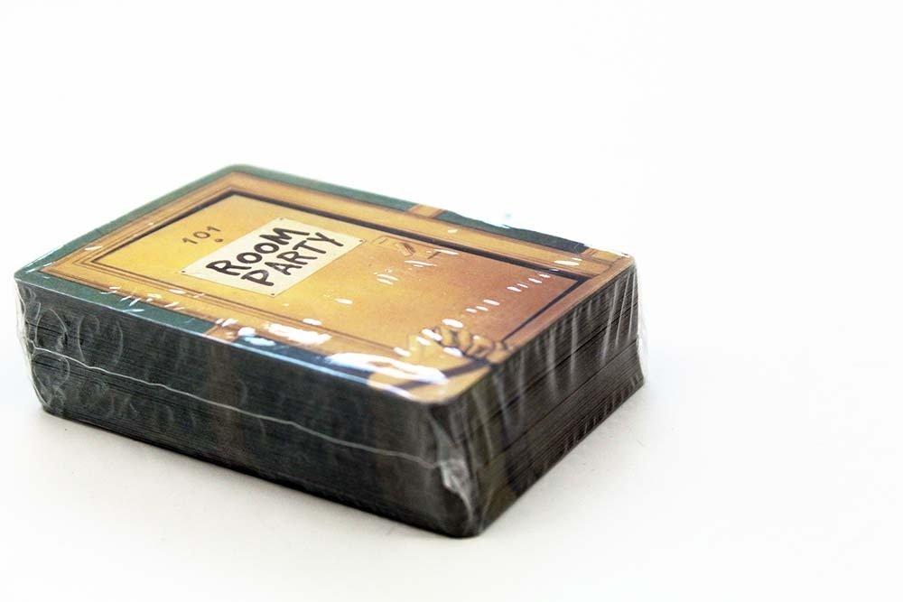 shrink wrap cards