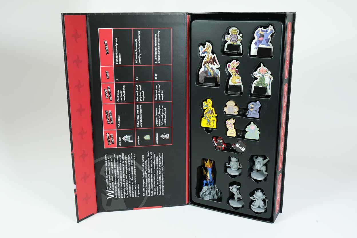 Custom Pieces Sample Kit